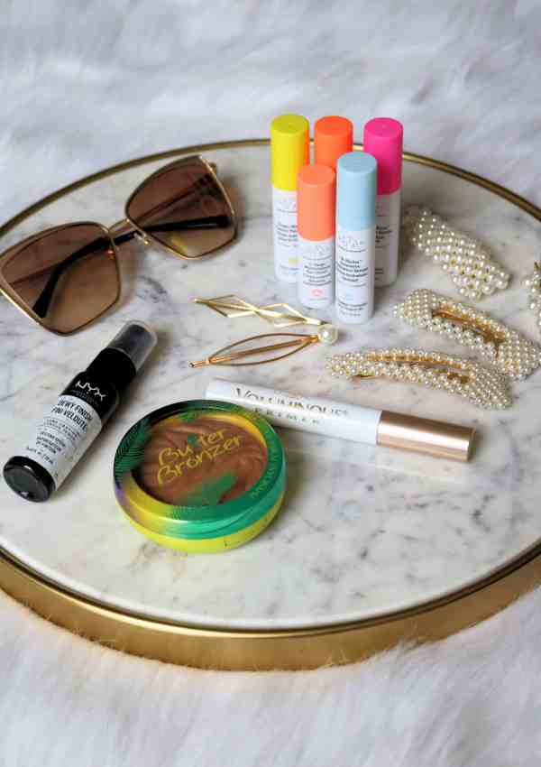 10 Summer Beauty & Fashion Favorites