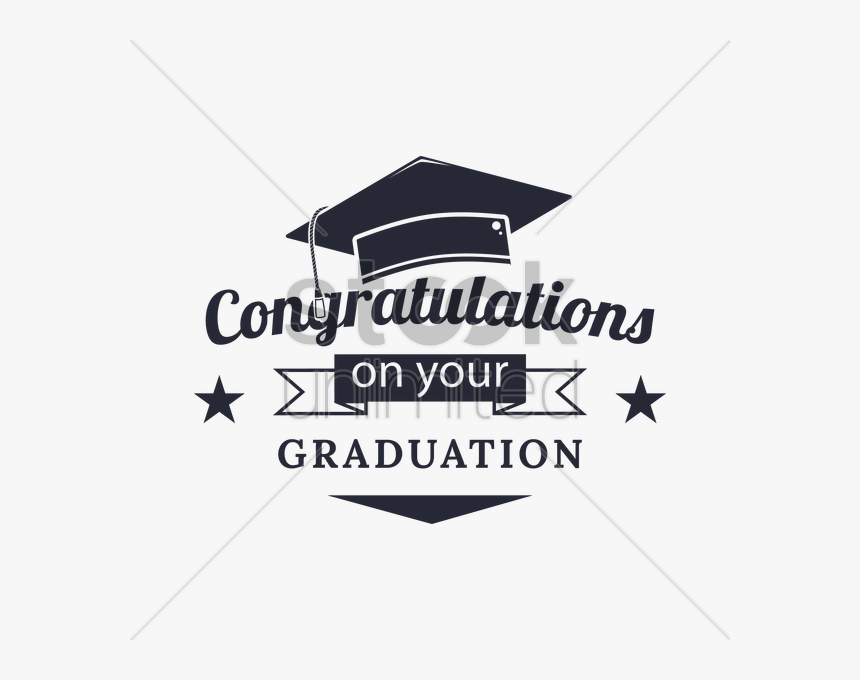 Transparent Graduation Congratulations Clipart, HD Png