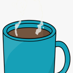 Transparent Hot Chocolate Clip Art Mug Of Coffee Clipart Hd Png Download Kindpng