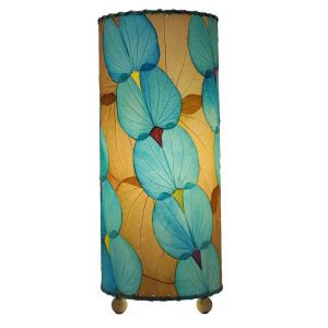 Butterfly Leaf Lamp – Blue