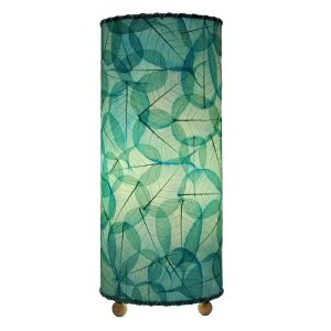 Banyan Leaf Lamp – Blue