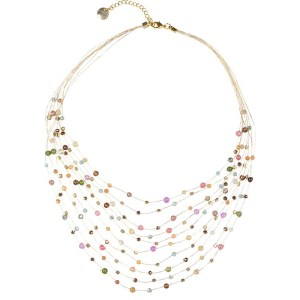 Float Necklace – Rainbow