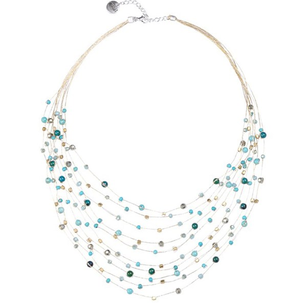 Float Necklace – Teal