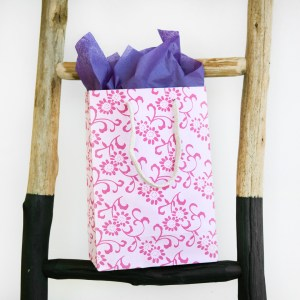 RECYCLED COTTON GIFT BAGS