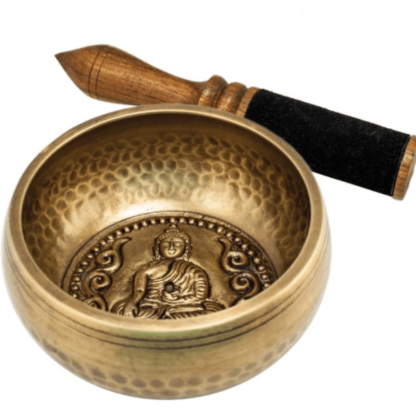 SINGING BOWL – WISDOM BUDDHA