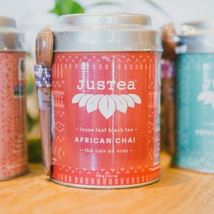 JUSTEA African Chai Loose Leaf Black Tea