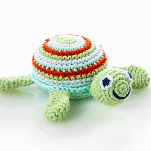 RATTLE SEA TURTLE