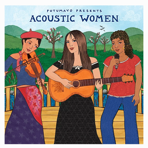 CD ACOUSTIC WOMEN