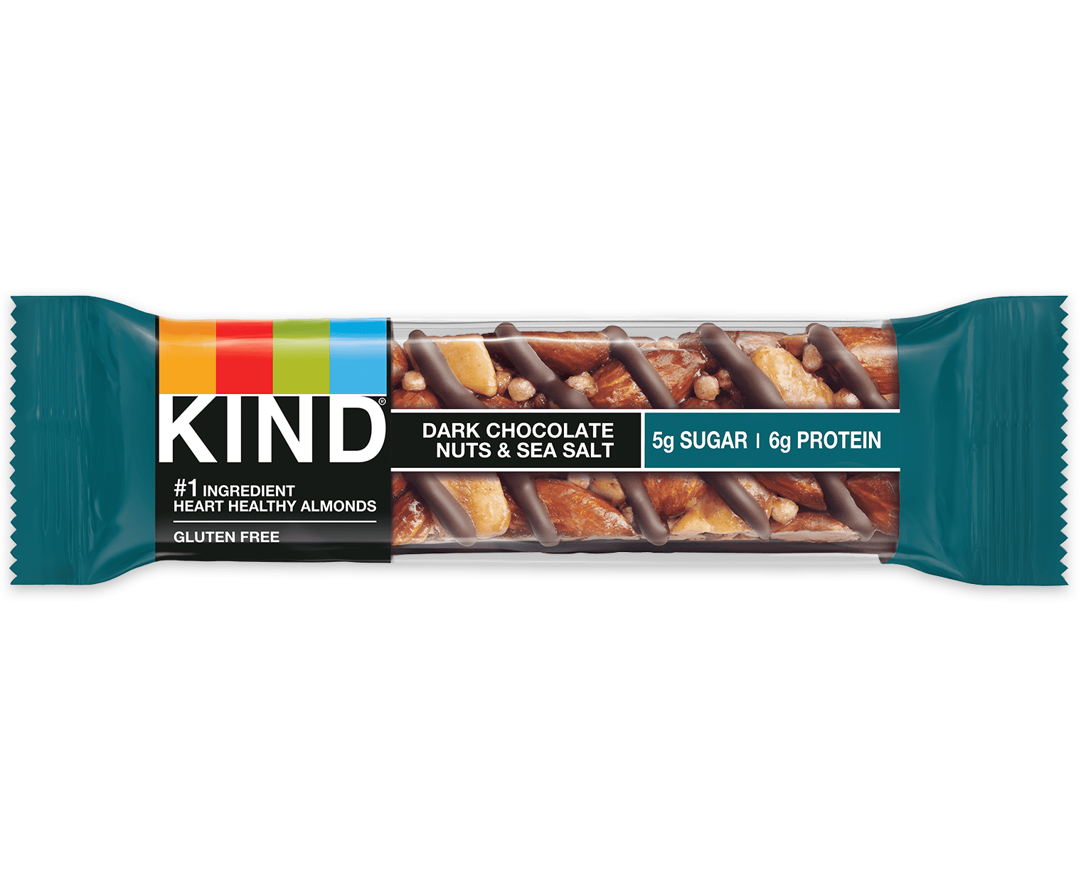 Dark Chocolate Nuts amp Sea Salt Bars Mixed Nut Bars
