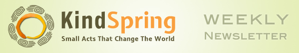 KindSpring.org: Small Acts That Change the World