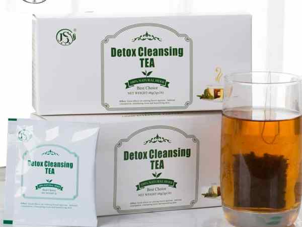 Detox Cleansing Tea
