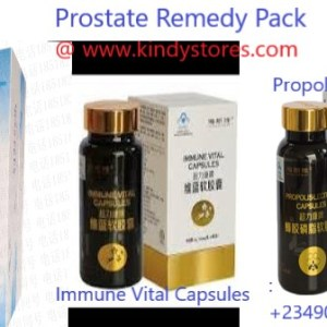 Prostate Remedy Pack- Norland Products