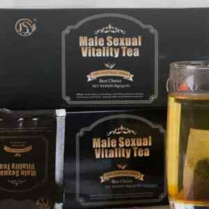 Male Sexual Vitality Tea