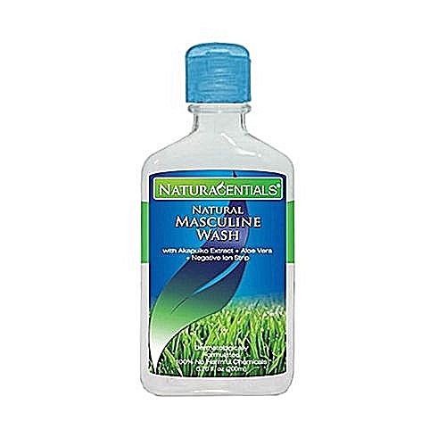 Alliance In Motion Global NaturaCentials Masculine Wash