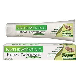 Alliance In Motion Global NaturaCentials Herbal Toothpaste