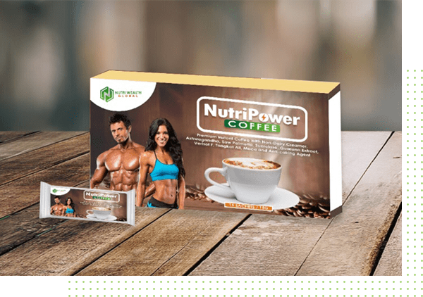 NutriPower Coffee