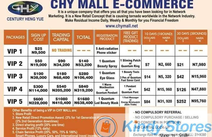 CHY Mall