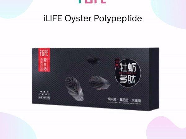iLife Oyster Peptide