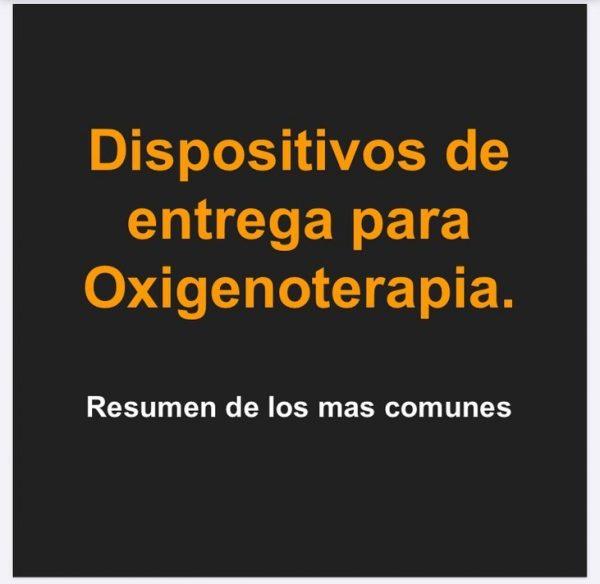 oxigenoterapia 1