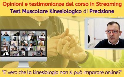 Kinesiologia opinioni del corso TMKP in Streaming
