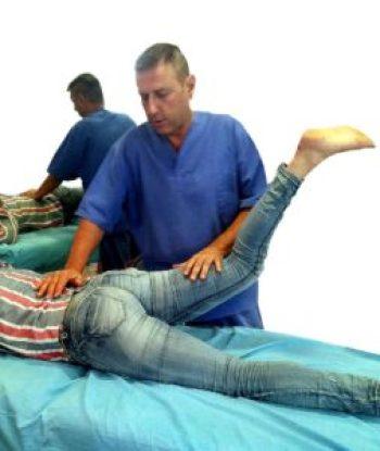 test muscolare: valutazione del muscolo gran dorsale