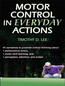 9780736083935--Motor Control in Everyday Actions(日常活动中的运动控制)