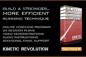 Six Week Running Technique Program