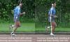 Running Posture Comparison