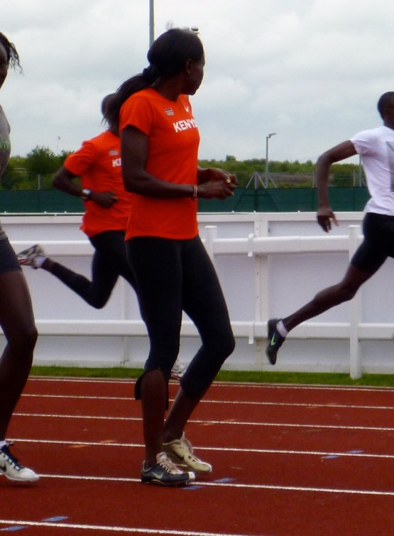 Kenyan Olympic Runners: Technique Observations
