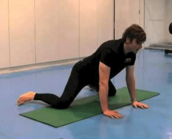 Frog Stretch: Adductor & Groin Flexibility for Runners