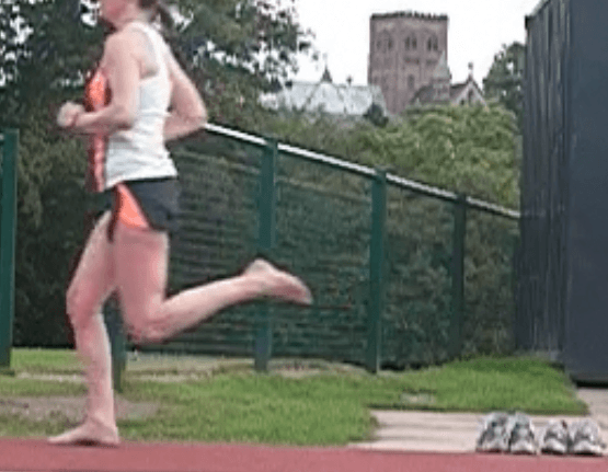 Barefoot Running: We're Having The Wrong Debate!