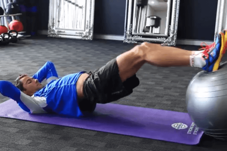 Craig Alexander Core Routine