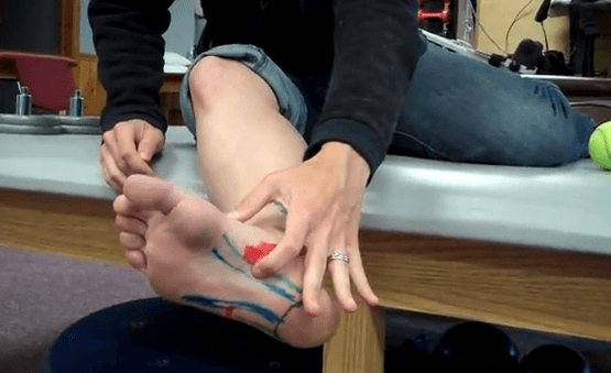 Video: Foot Self Massage Guide