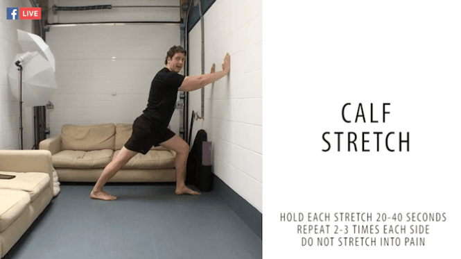 running-stretches-calf-stretch-cool-down-stretches-stretch-routine-stretch-after-running