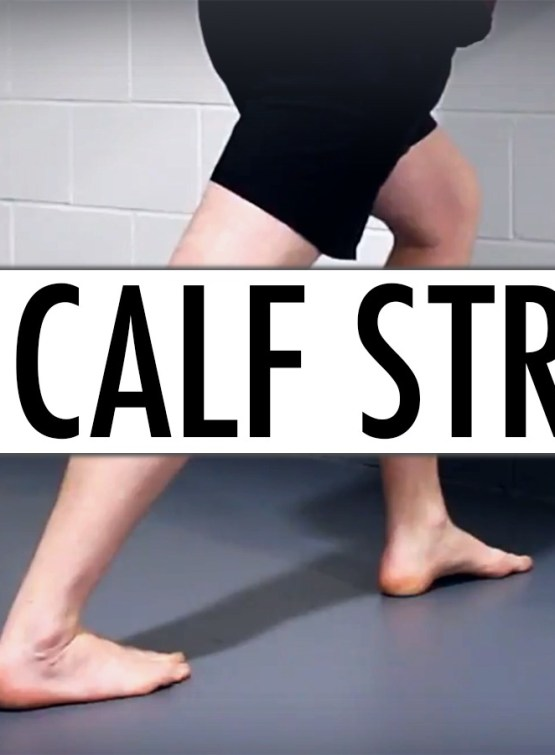 Super Targeted Calf Stretch for Runners
