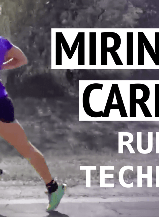 Mirinda Carfrae: Running in Slow Motion