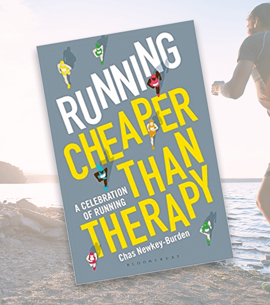 Review: Running – Cheaper than Therapy by Chas Newkey-Burden