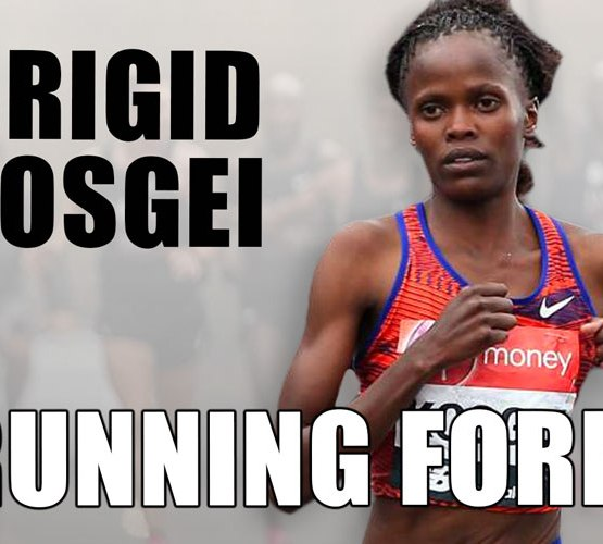 What Can You Learn From Brigid Kosgei's World Record Breaking Running Form?