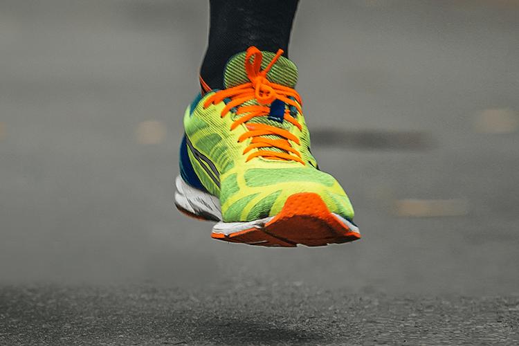 Proper Running Footstrike