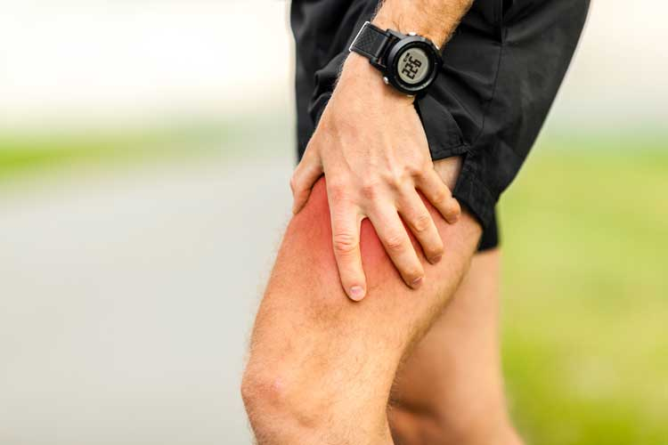 Can you run with a quad strain