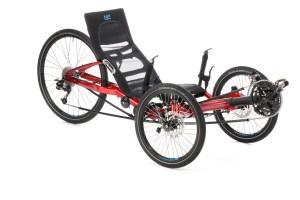 Gekko Fast-Folding Trikes