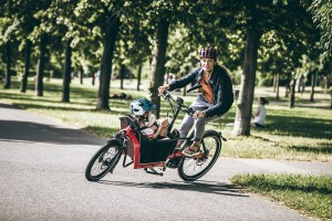 Packster Electric Cargo Bikes