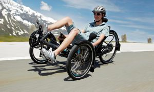 Scorpion Suspension Trikes