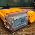 Plessey PDRM-82 Radiation Meter.