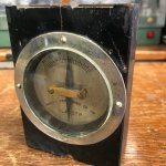 Electrical test meter from Nobel's Explosives.