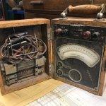 Everett Edgecombe Voltmeter/Ammeter