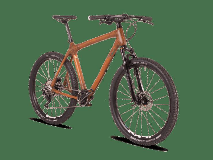 Daka Bamboo Mountain Bike