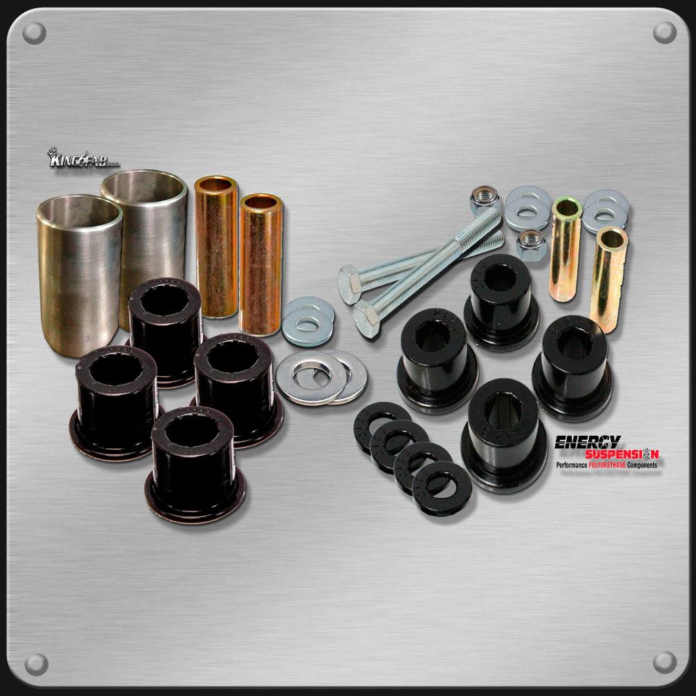 Polyurethane Control Arm Bushings Kit (DIY)