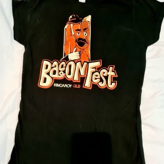 Baconfest Kingaroy QLD Shirt Thumbs Up