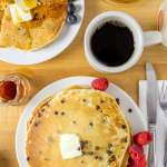 How To Make Diner Pancakes King Arthur Baking